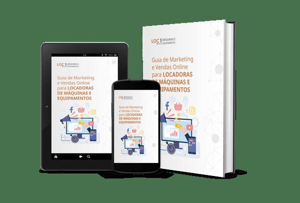 eBook Guia de Marketing e Vendas Online para LOCADORAS DE MÁQUINAS E EQUIPAMENTOS